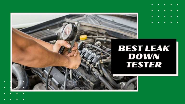 best leak down tester reviews