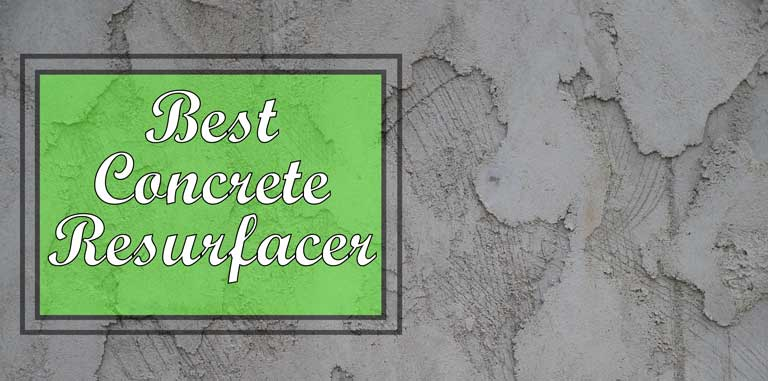 best concrete resurfacer reviews