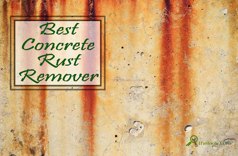best concrete rust remover reviews
