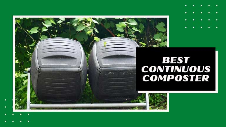 best continuous composter reviews