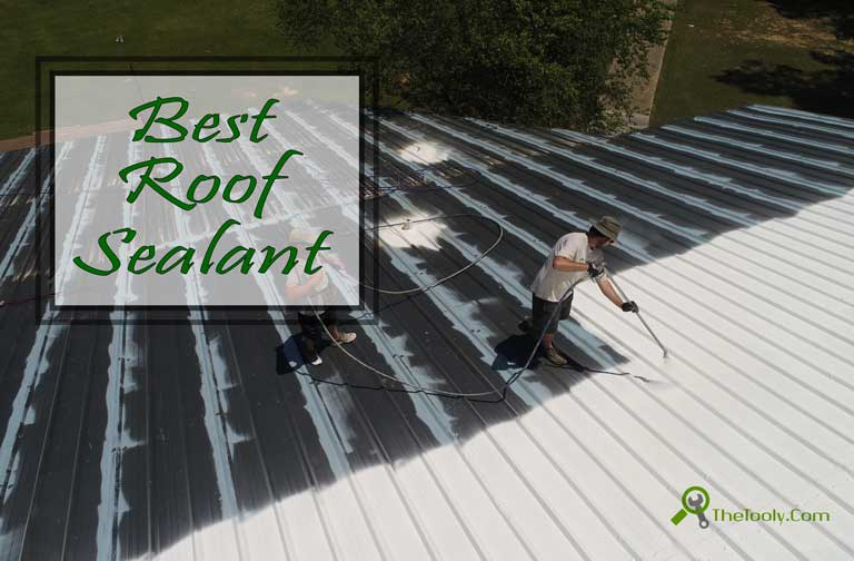 best roof sealant for leaks in shingles